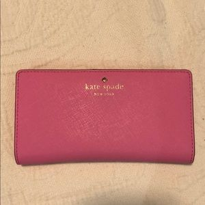 Kate Spade Cameron Street Stacy Textured Wallet